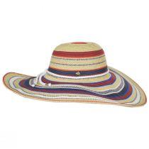 July Toyo Straw Blend Swinger Sun Hat alternate view 3