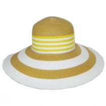 Ahina Toyo Straw Blend Lampshade Sun Hat alternate view 2