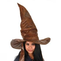 Harry Potter Sorting Hat Deluxe Plush alternate view 5