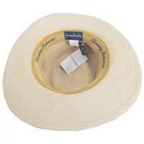 Andros Toyo Straw Gambler Hat alternate view 4