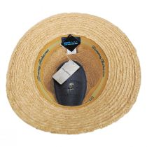 Inagua Raffia Straw Safari Fedora Hat alternate view 4