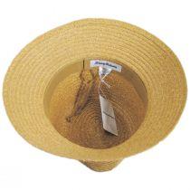 Talin Toyo Straw Blend Fedora Hat alternate view 4