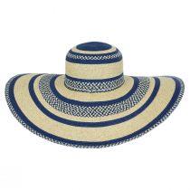 Camila Toyo Straw Blend Swinger Sun Hat alternate view 2