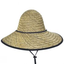 Tillage Rush Straw Conical Coolie Hat alternate view 2