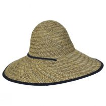Tillage Rush Straw Conical Coolie Hat alternate view 3