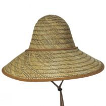 Tillage Rush Straw Conical Coolie Hat alternate view 6