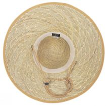 Tillage Rush Straw Conical Coolie Hat alternate view 8