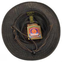 Dusk Weathered Cotton Blend Aussie Booney Hat alternate view 4