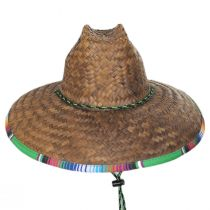 Thermal Palm Straw Lifeguard Hat alternate view 2