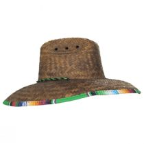 Thermal Palm Straw Lifeguard Hat alternate view 3