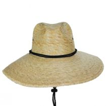 Tideland Palm Straw Lifeguard Hat alternate view 2