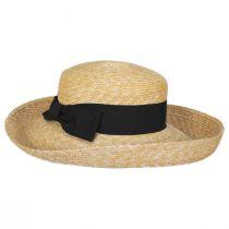 Jen Milan Straw Lampshade Hat alternate view 3