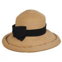 Kamila Toyo Straw Lampshade Sun Hat alternate view 6