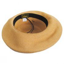 Kamila Toyo Straw Lampshade Sun Hat alternate view 8