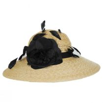 Joyice Milan Straw Swinger Hat alternate view 3