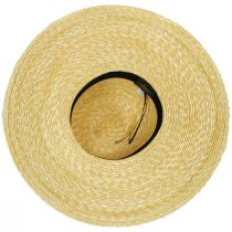 Joyice Milan Straw Swinger Hat alternate view 4