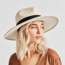 Joanna II Wool Felt Fedora Hat alternate view 5