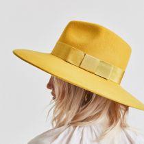 Joanna II Wool Felt Fedora Hat alternate view 6