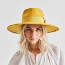 Joanna II Wool Felt Fedora Hat alternate view 11