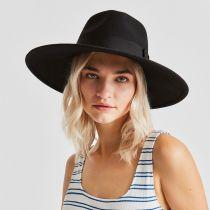 Joanna Wool Felt Fedora Hat alternate view 10