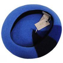 Audrey Colorblock Wool Beret alternate view 3
