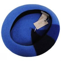 Audrey Colorblock Wool Beret alternate view 23