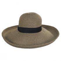 Ultrabraid Toyo Straw Sun Hat alternate view 2