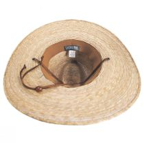 Tripilla Straw Lifeguard Hat alternate view 8