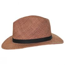 Lera III Palm Straw Fedora Hat alternate view 3