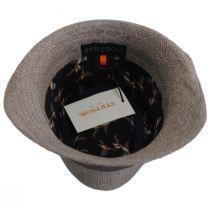 Keeper Plaid Irish Linen Fedora Hat alternate view 4