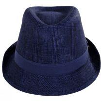 Keeper Plaid Irish Linen Fedora Hat alternate view 6
