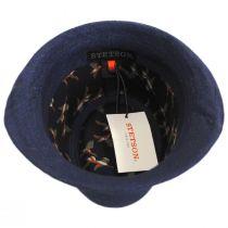 Keeper Plaid Irish Linen Fedora Hat alternate view 8