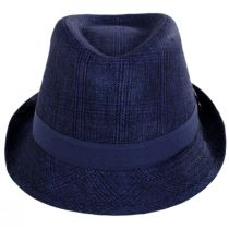 Keeper Plaid Irish Linen Fedora Hat alternate view 14