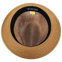Roxbury Toyo Straw Blend Fedora Hat alternate view 16