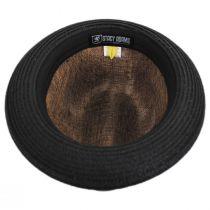 Roxbury Toyo Straw Blend Fedora Hat alternate view 12