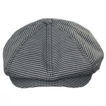 Brood Houndstooth Newsboy Cap alternate view 2