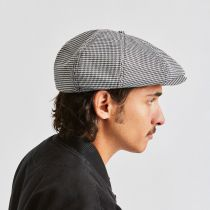 Brood Houndstooth Newsboy Cap alternate view 5