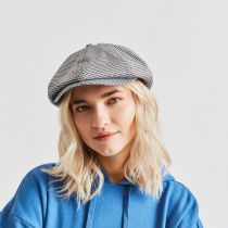 Brood Houndstooth Newsboy Cap alternate view 6