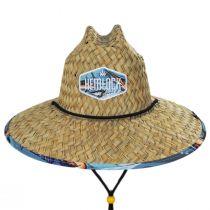 Reel Straw Lifeguard Hat alternate view 2