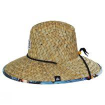 Reel Straw Lifeguard Hat alternate view 3