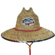 Maverick Straw Lifeguard Hat alternate view 2