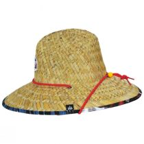 Maverick Straw Lifeguard Hat alternate view 3