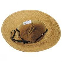 Detachable Chinstrap Toyo Straw Sun Hat alternate view 4