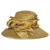 Satin Twist Shantung Dress Hat alternate view 2