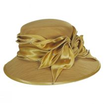 Satin Twist Shantung Dress Hat alternate view 3
