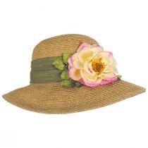 Rose Toyo Straw Sun Hat alternate view 3