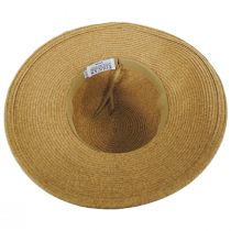 Rose Toyo Straw Sun Hat alternate view 4