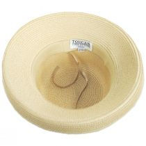 Side Bow Toyo Straw Roller Hat alternate view 4