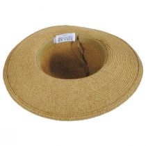 Musical Note Toyo Straw Sun Hat alternate view 4