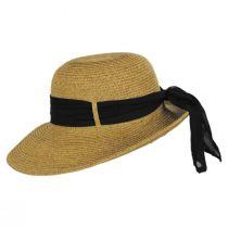 Chiffon Scarf Toyo Straw Sun Hat alternate view 3
